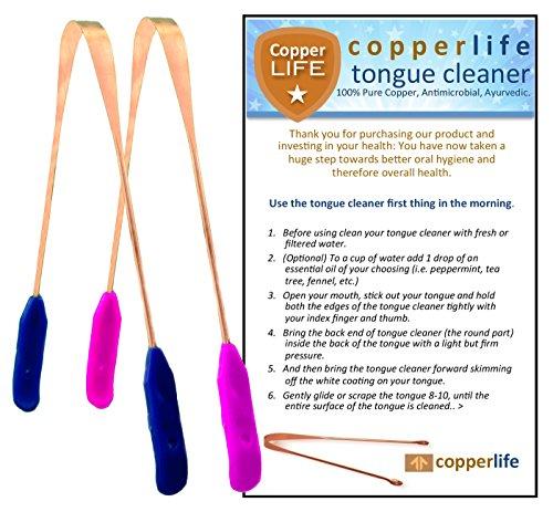 100-copper-tongue-cleaner-scraper-2-pack-antibacterial-for-optimal-oral-hygiene-his-hers-home-travel
