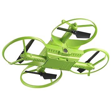 RCDNE Mini Drone con cámara 720P, 2.4G WiFi FPV RC Quadcopter ...
