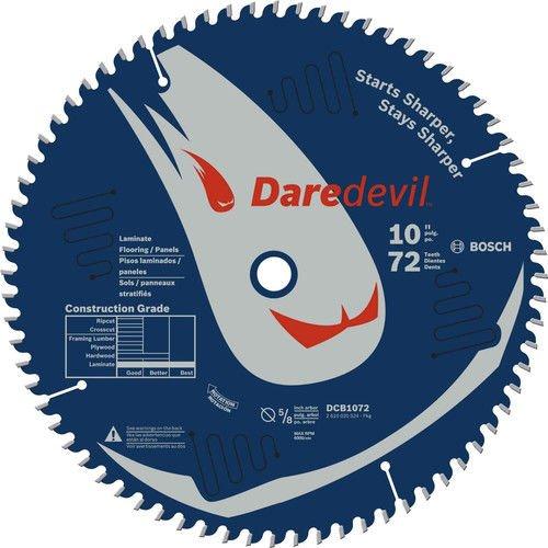 vil 10-Inch 72-Tooth Laminate Flooring, Laminated Panels and Melamine Circular Saw Blade (Laminated Panels)