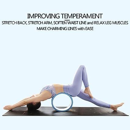 Rueda de yoga Más fuerte y Dharma cómodo Rueda de apoyo de ...