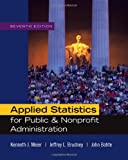 img - for Applied Statistics for Public and Nonprofit Administration book / textbook / text book