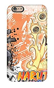 High Impact Dirt/shock Proof Case Cover For Iphone 6 ( Naruto 1131215707)