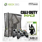 xbox 360 console limited edition - Xbox 360 Limited Edition Call of Duty: Modern Warfare 3 Bundle