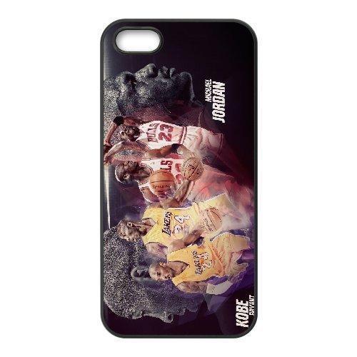 iPhone 4 4s Cell Phone Case-black_bryant-michael-jordan