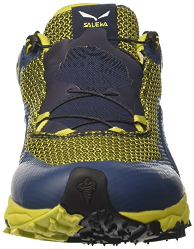 SALEWA Ms Ultra Train 2, Scarpe da Fitness Uomo Multicolore (Night Black/Kamille)