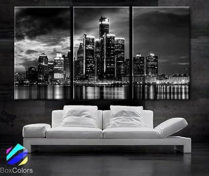Large 30x 60 3 panels 30x20 ea art canvas print