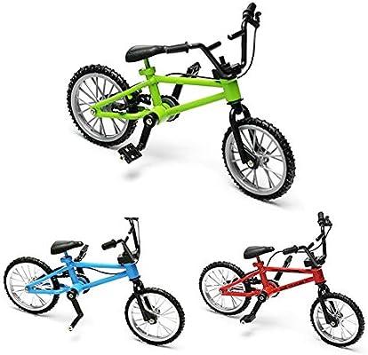XQxiqi689sy Mini Bicicleta de aleación para niños, colección de Juguetes, Regalo, Hombre, Random Color, Talla única: Amazon.es: Deportes y aire libre