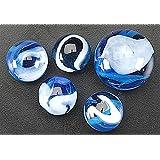 Mega Marbles Blue Jay Marble Set