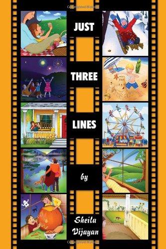 Just Three Lines ebook