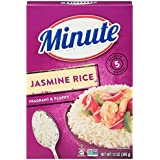 Minute Jasmine Rice, 12oz