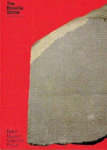 The Rosetta Stone (Objects in Focus) por Richard Parkinson