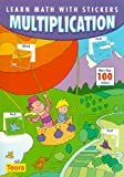 img - for Multiplication: Learn Math With Stickers book / textbook / text book
