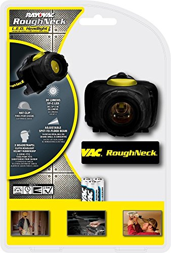 Rayovac RoughNeck Headlight Batteries RNHL3AAA B