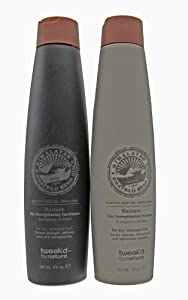 Tweak-d by Nature Restore Hair Strengthening Shampoo and Conditioner 9 fl. oz. each