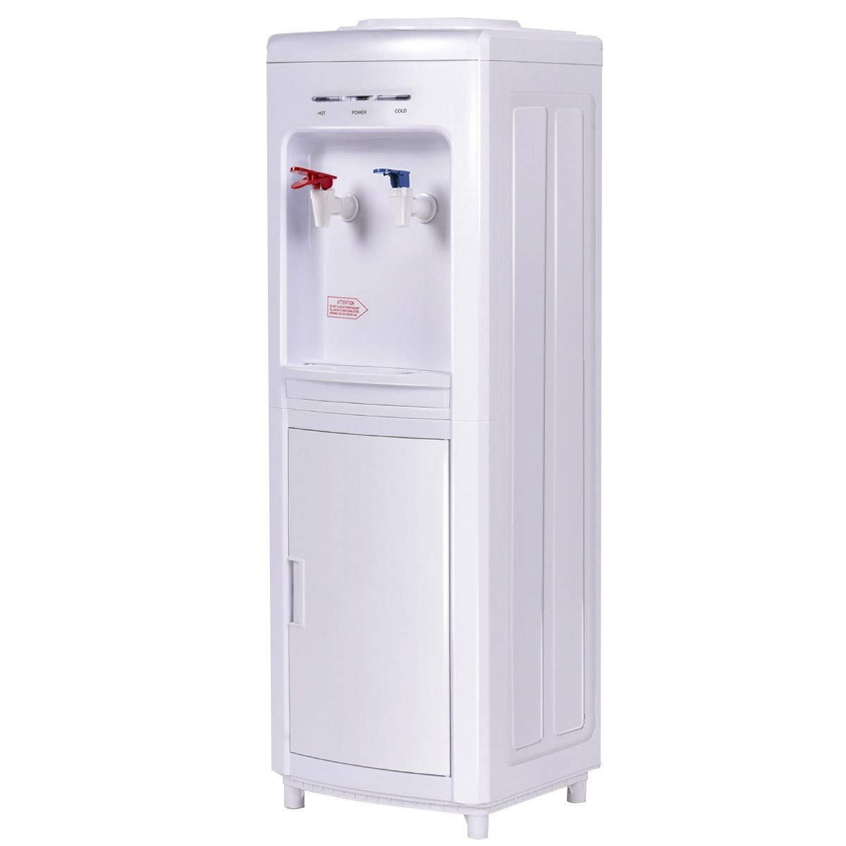 MD Group 5 Gallons Cold and Hot Water Dispenser