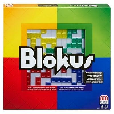 Blokus Game: Toys & Games