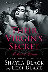 Their Virgin's Secret, Masters of Ménage, Book 2
