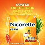 Nicorette 4 mg Nicotine Gum to Quit