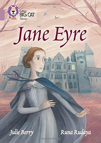 Collins Big Cat - Jane Eyre: Pearl/Band 18