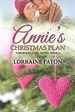 Annie's Christmas Plan, Lorraine Paton, 0991994051