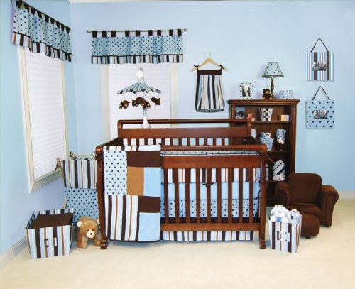 Max 4-Piece Bedding Baby Crib Bedding Set by B003K0GHCW Trend Lab Max B003K0GHCW, 日本タオバオ村:18efce22 --- ijpba.info
