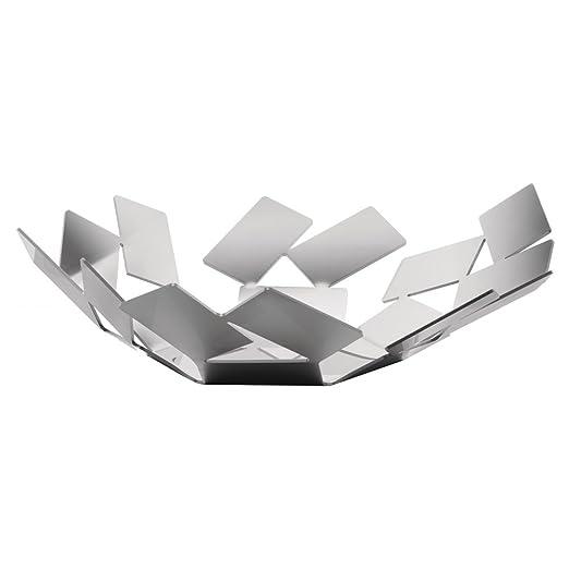 150 opinioni per Alessi MT01 La Stanza dello Scirocco Cestino in Acciaio Inossidabile 18/10, 245