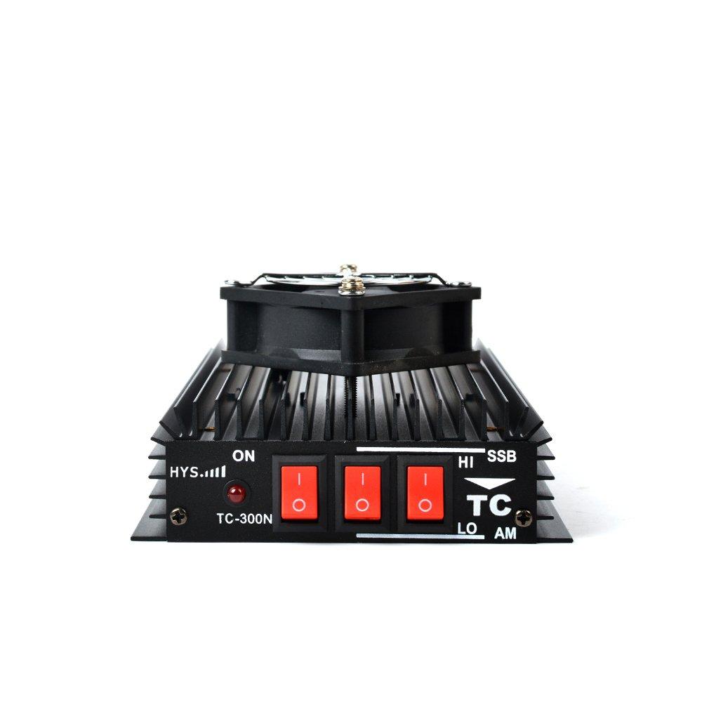 Hys Tc 300n Hf Transceiver Power Amplifier Handheld 300khz 30mhz Linear Amateur Cb Radio Cell Phones Accessories