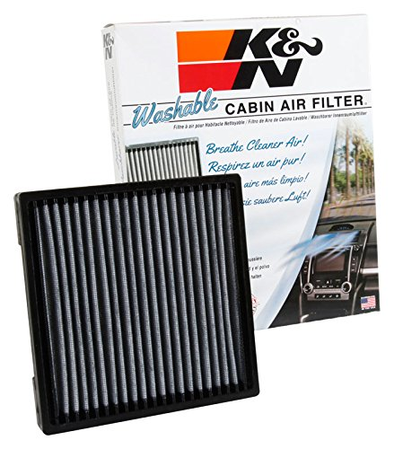 VF1013 K&N CABIN AIR FILTER (Cabin Air Filters):