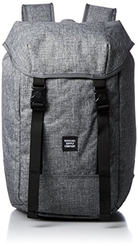 Herschel Supply Co. Iona Backpack, Raven Crosshatch/Black
