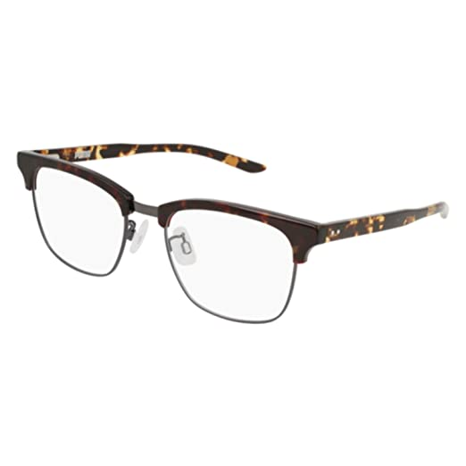9646eee3a6d Image Unavailable. Image not available for. Color  Eyeglasses Puma PU 0172 O-  ...