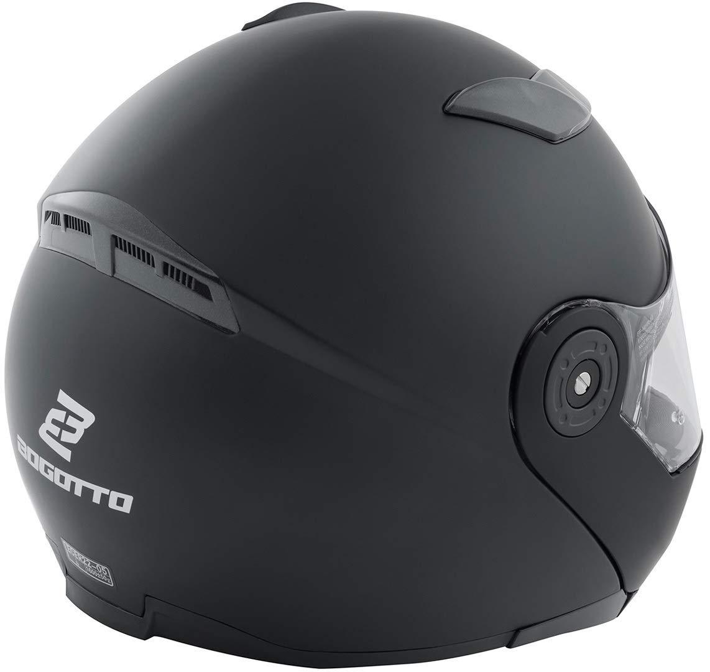 Bogotto FF370 Casque de moto /à visi/ère