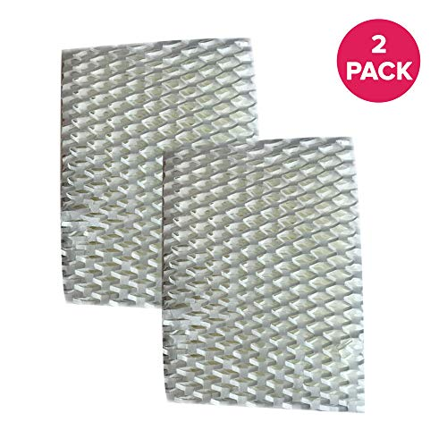 Think Crucial 2 Replacements for Robitussin Humidifier Wick Filter, Compatible With Part # AC-813, AC813, AC 813, D13-C, D13C, D13 C