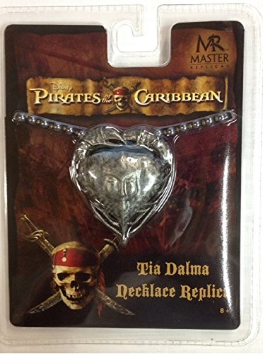 Master Replicas Pirates of the Caribbean Prop Replica Tia Dalma's Necklace]()