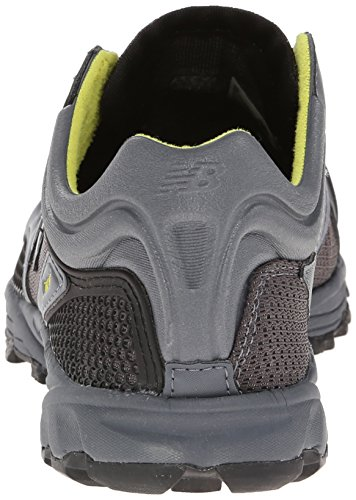 888546341500 - New Balance Men's MT101 Trail Shoe, Grey/Black, 10.5 D US carousel main 1