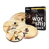 Zildjian Worship K Custom Cymbal Set