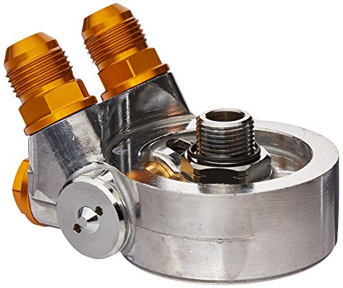 GReddy 12401126 Oil Cooler Sandwich - Cooler Greddy Oil