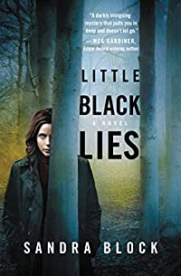 Little Black Lies by Sandra Block ebook deal