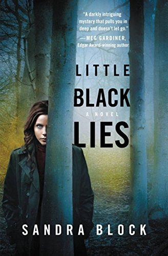 Little Black Lies (A Zoe Goldman novel) cover