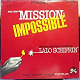 MISSION: IMPOSSIBLE (TV ORIGINAL SOUNDTRACK LP, 1967)