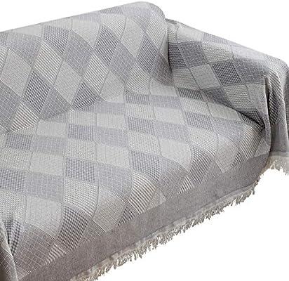 Manta para sofá, Manta para sofá rústica de Diamantes geométricos ...