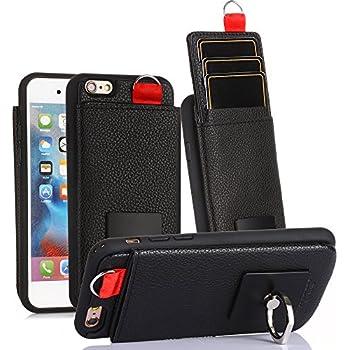 Amazon.com: CaseHaven iPhone 6S Plus Wallet Case, Pull-out
