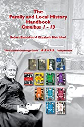 The Family and Local History Handbook. Omnibus 1-13 Data Disc [DVD]