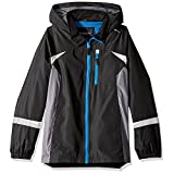 Kyпить London Fog Little Boys' Colorblocked Jacket, Bold Black, 5/6 на Amazon.com