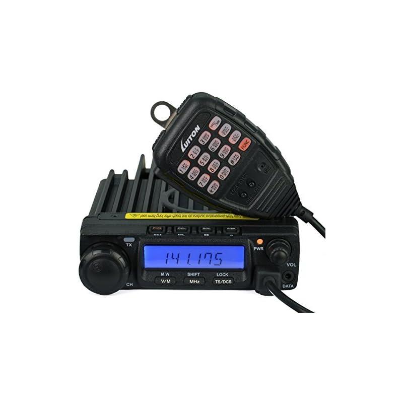 LUITON LT-590 VHF 60W/25W/10W Two-Way Ra