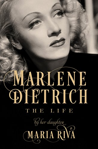 Marlene Dietrich: The Life cover