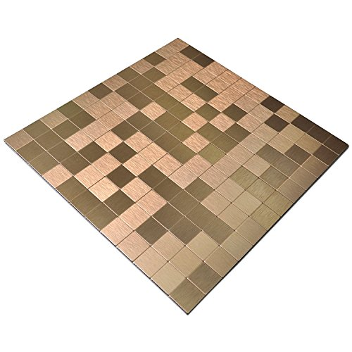 Gold Metal Tile - 1