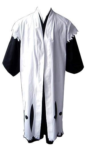 Mtxc Hombres Bleach Cosplay disfraz Zaraki Kenpachi Squad Eleven ...