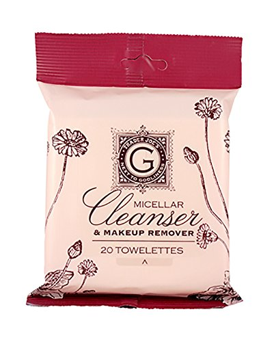 Trader Joes Micellar Cleanser Towelettes