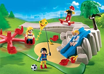 PLAYMOBIL® 4132 SuperSet Spielplatz NEU OVP Playmobil