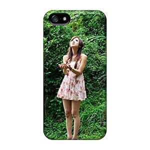 New Arrival Iphone 5/5s Case Taiwan Beautiful Girl Fruit 23 Case Cover